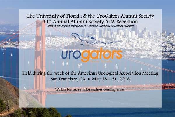 UroGators Update | News from the University of Florida