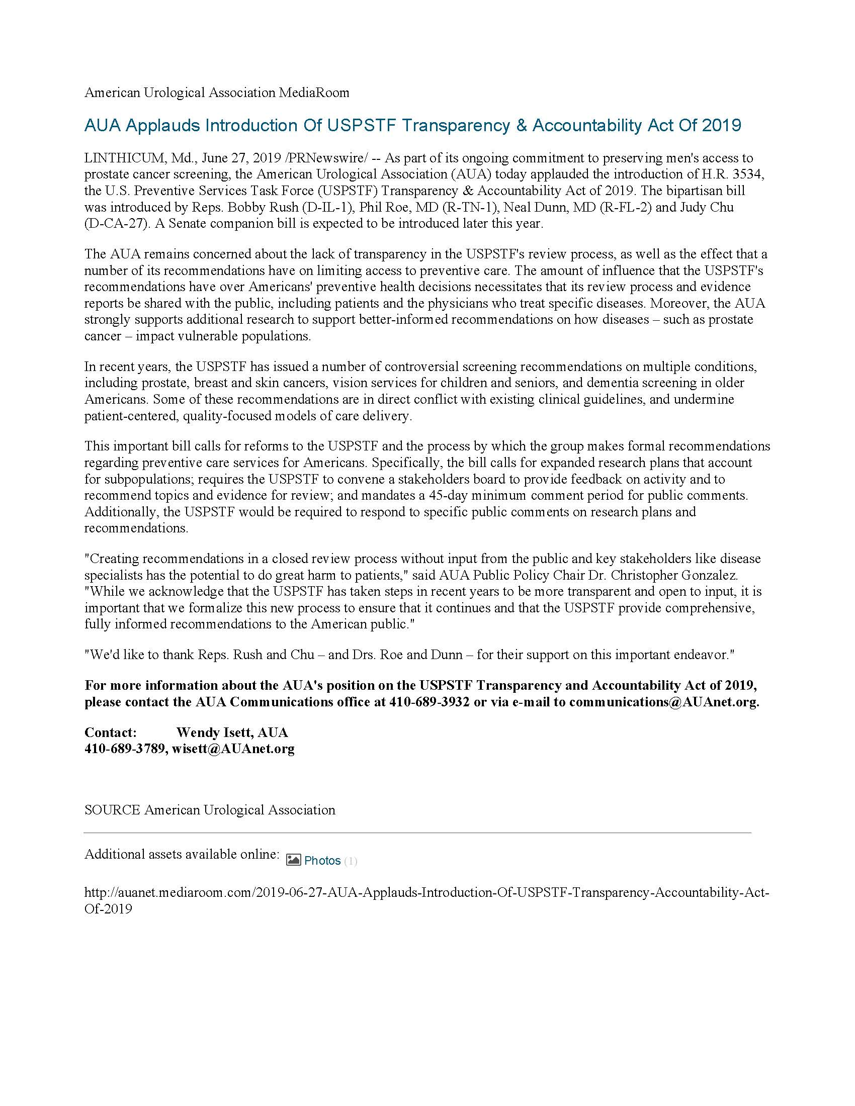 pdf of auapress release